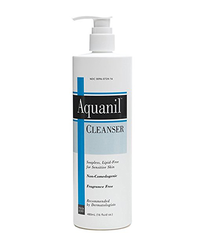 aquanil cleanser