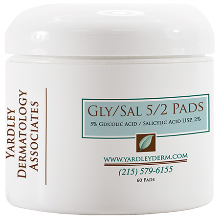 Gly-Sal-5-2-pads