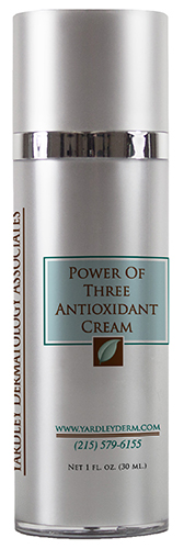 power-of-three moisturizer