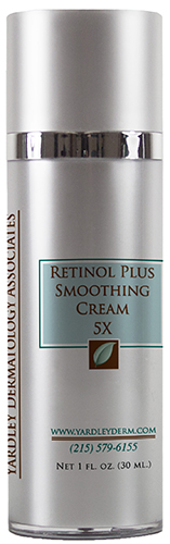 Retinol Plus Green Tea Smoothing Cream 5x