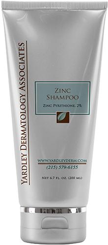 zinc-shampoo