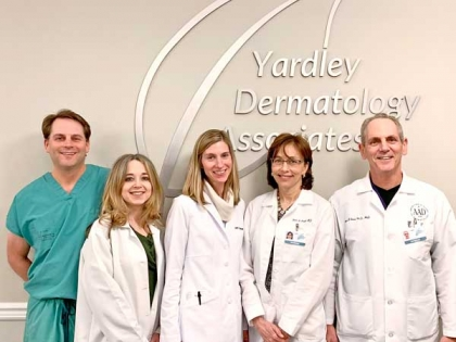 Yardley Dermatology Associates Treats Patients With An Equal Dose Of Compassionate Care And State-Of-The-Art Expertise