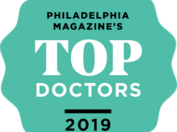 Philadelphia magazine Top Doctors 2019 - Dermatology Drs. Rick and Fern Fried