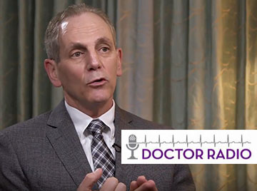 """Doctor Radio"" interview with Dr. Richard Fried, MD PhD"
